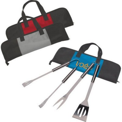Picture of BBQ TOOL KIT SET