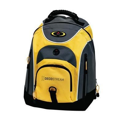 Picture of CITYBAG SPORTS BACKPACK RUCKSACK in Yellow