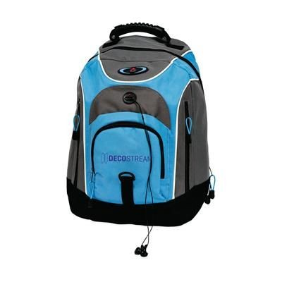 Picture of CITYBAG SPORTS BACKPACK RUCKSACK in Blue