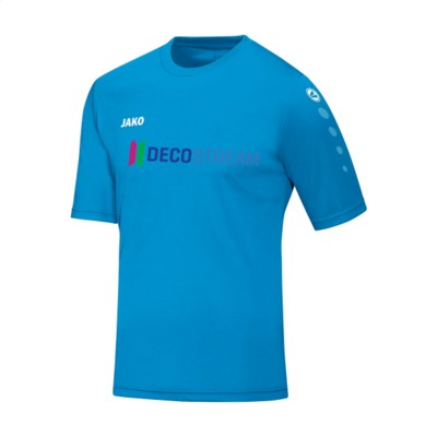 Picture of JAKO® SHIRT TEAM SHORTSLEEVE MENS SPORTSHIRT in Turquoise