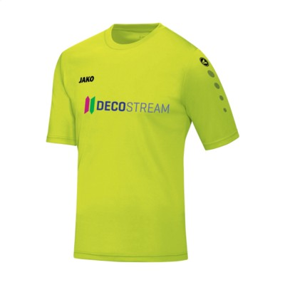 Picture of JAKO® SHIRT TEAM SHORTSLEEVE MENS SPORTSHIRT in Lime