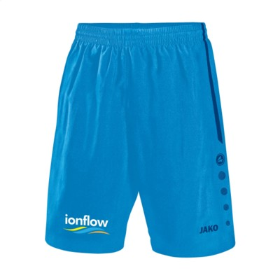 Picture of JAKO® SHORTS TURIN MENS in Turquoise & Navy
