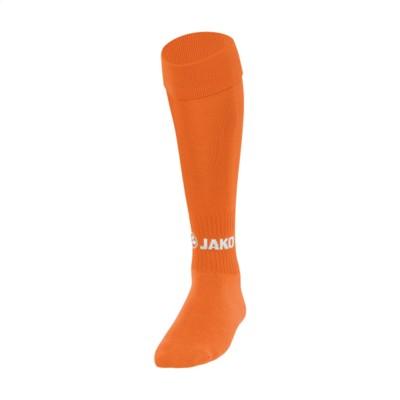 Picture of JAKO® GLASGOW SPORTS SOCKS 2 in Fluorescent Orange