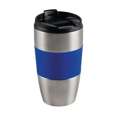 Picture of ROYALCUP THERMO THERMAL INSULATED TRAVEL MUG in Blue