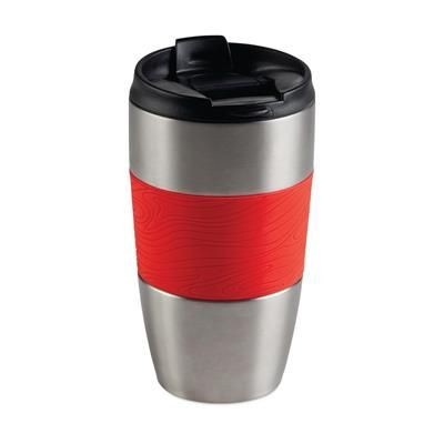 Picture of ROYALCUP THERMO THERMAL INSULATED TRAVEL MUG in Red