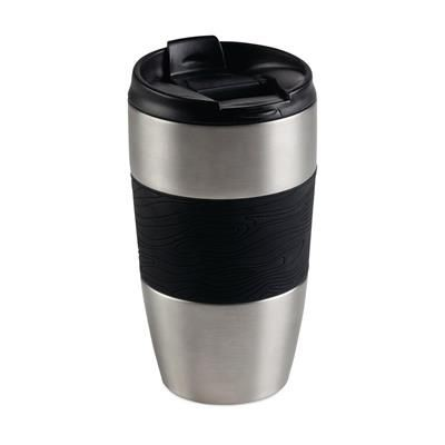 Picture of ROYALCUP THERMO THERMAL INSULATED TRAVEL MUG in Black