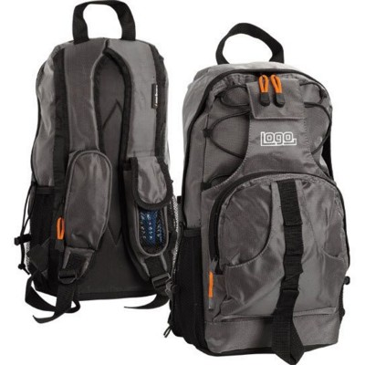 Picture of ACTIVE BACKPACK RUCKSACK in Grey