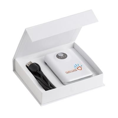 Picture of POWERBANK 6600 CHARGER in White