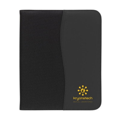Picture of MANAGER A4 DOCUMENT FOLDER in Black