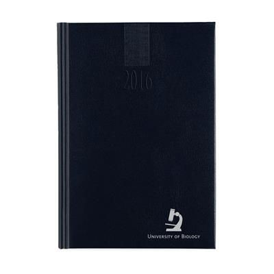 Picture of EURO POINT BALACRON DIARY in Blue