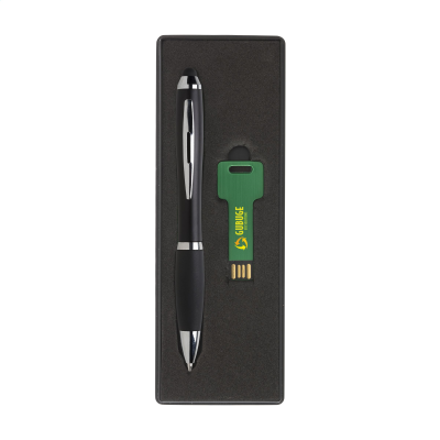 Picture of USB GIFTSET 8GB in Green
