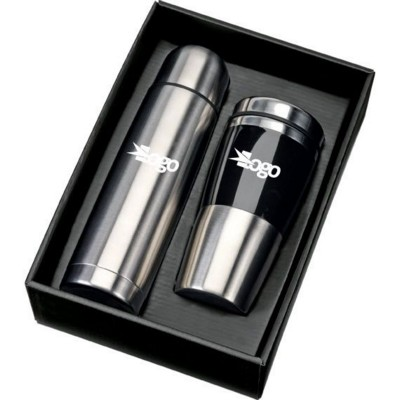 Picture of THERMO KING THERMO GIFT SET in Silver