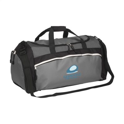 Picture of TOPSTARS SPORTS & TRAVEL BAG in Black
