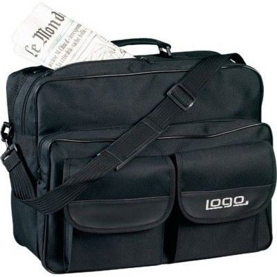 Picture of FIRST CLASS FLIGHT BAG in Black