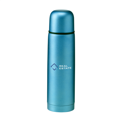 Picture of FROSTEDBOTTLE THERMO BOTTLE in Blue