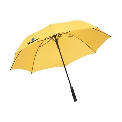 Picture of COLORADO EXTRA LARGE UMBRELLA in Yellow Ocre