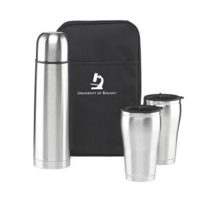 Picture of THERMOBAG THERMO BOTTLE & CUP