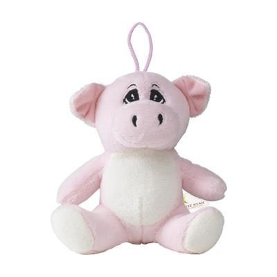 Picture of ANIMAL FRIEND PIGGY CUDDLE in Pink