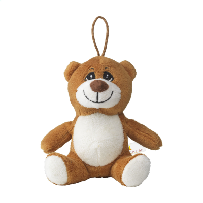 Picture of ANIMAL FRIEND BEAR CUDDLE in Brown
