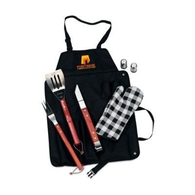Picture of BARBECUEBOSS APRON in Black