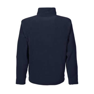 Picture of REGATTA MICRO ZIP NECK FLEECE SWEATER MENS in Navy