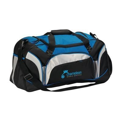 Picture of SPORTS PACKER TRAVEL BAG in Blue