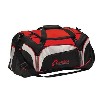 Picture of SPORTS PACKER TRAVEL BAG in Red
