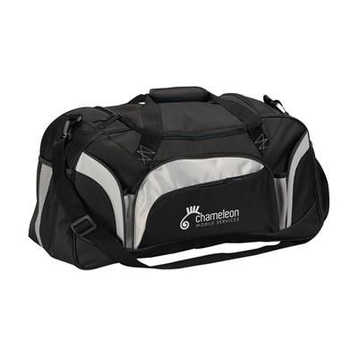 Picture of SPORTS PACKER TRAVEL BAG in Black