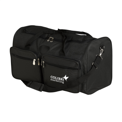 Picture of MILANSPORTS & TRAVELBAG in Black