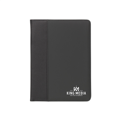 Picture of ALPHA A4 DOCUMENT FOLDER in Black