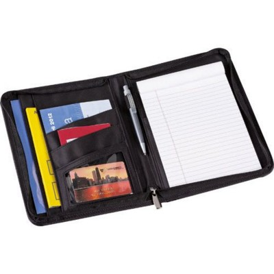 Picture of TUCSON CHIEF A5 CONFERENCE FOLDER in Black