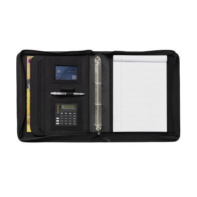 Picture of TOP A4 DOCUMENT FOLDER in Black