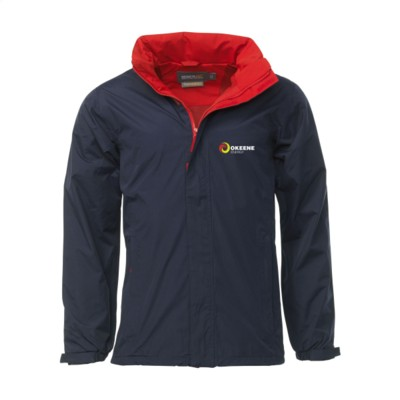 Picture of REGATTA STANDOUT ARDMORE JACKET MENS in Navy & Red
