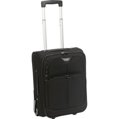 Picture of CABINET TRAVEL TROLLEY BAG in Black