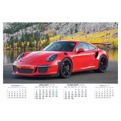 Picture of HIGH SPEED OPTIMA DUO 7 LEAF CALENDAR