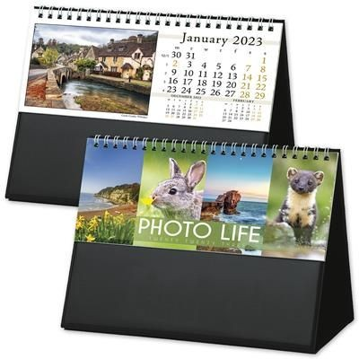 Picture of PHOTOLIFE DESK CALENDAR