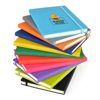 Picture of A5 EXECUTIVE CASE BOUND NOTE BOOK