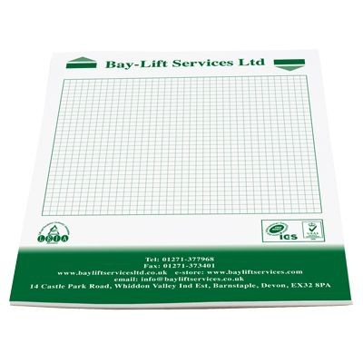 Picture of STANDARD DESK NOTE PAD