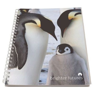 Picture of SPIRAL WIRO BOUND NOTE PAD