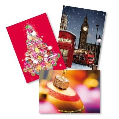 Picture of CHRISTMAS GREETING CARD