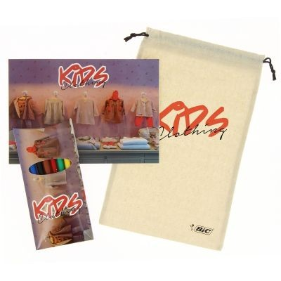 Picture of BIC VISA COLOURING SET SP