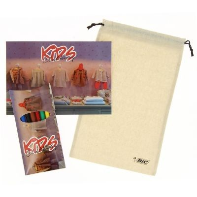 Picture of BIC VISA COLOURING SET