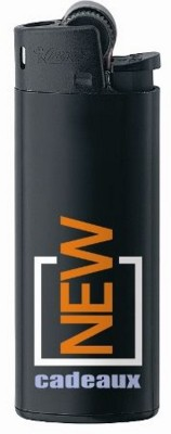 Picture of BIC J25 ALL BLACK LIGHTER