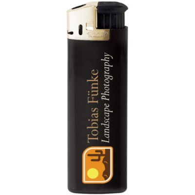 Picture of BIC® J38 GOLD HOOD LIGHTER