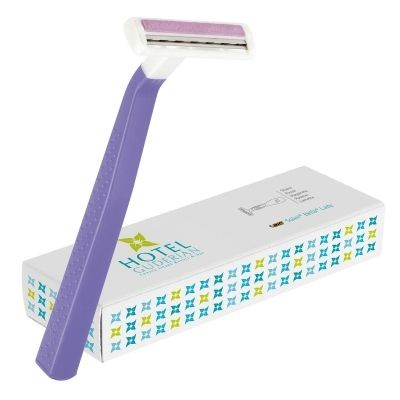 Picture of BIC COMFORT 2 LADY SHAVER RAZOR in Personalised Box