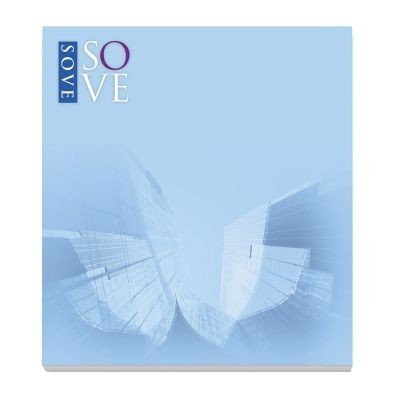 Picture of BIC® 68X75MM 25 SHEET RECYCLED ADHESIVE NOTEPAD
