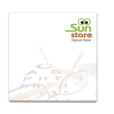 Picture of BIC® 75X75MM 100 SHEET RECYCLED ADHESIVE NOTEPAD