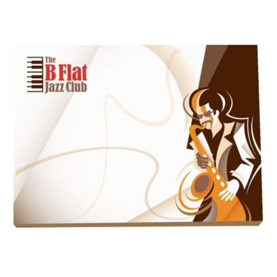 Picture of BIC® 101X75MM 100 SHEET ADHESIVE NOTEPAD