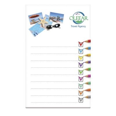 Picture of BIC® 101X130MM 100 SHEET RECYCLED ADHESIVE NOTEPAD