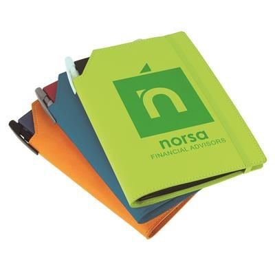 Picture of BIC® NOTEBOOKS DUAL A5 SP FULL COVER